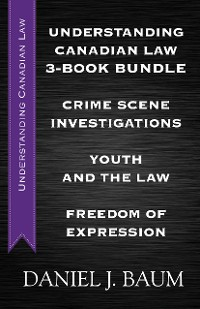 Cover Understanding Canadian Law Three-Book Bundle
