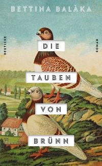 Cover Die Tauben von Brünn