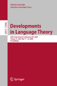 Cover Developments in Language Theory