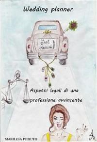 Cover Wedding Planner. Aspetti legali di una professione avvincente
