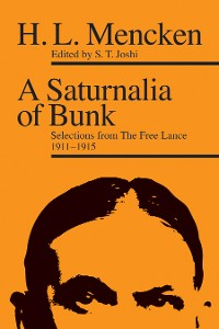 Cover A Saturnalia of Bunk