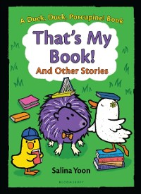 Cover That's My Book! And Other Stories