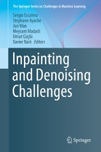 Cover Inpainting and Denoising Challenges