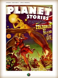 Cover PLANET STORIES [ Collection no.6 ]