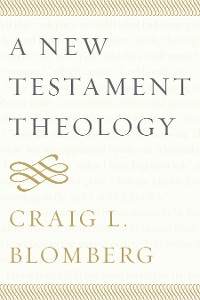 Cover A New Testament Theology