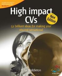 Cover High impact CVs
