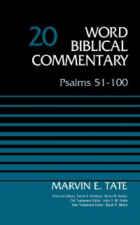 Cover Psalms 51-100, Volume 20
