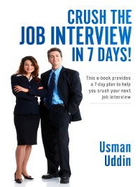 Cover Crush the Job Interview in 7 Days!
