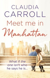 Cover Meet Me in Manhattan