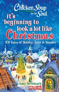 Cover Chicken Soup for the Soul: It's Beginning to Look a Lot Like Christmas