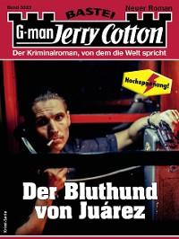 Cover Jerry Cotton 3323 - Krimi-Serie
