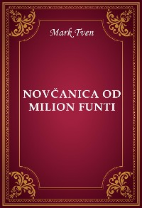Cover Novčanica od milion funti