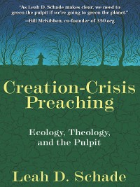 Cover Creation-Crisis Preaching
