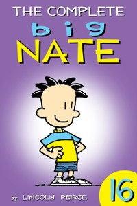 Cover Complete Big Nate: #16