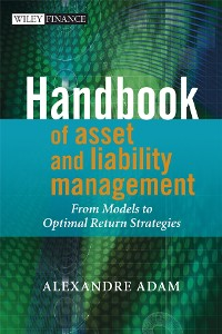 Cover Handbook of Asset and Liability Management