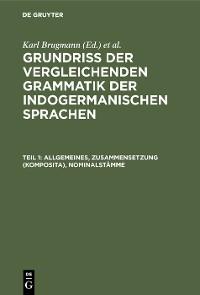 Cover Allgemeines, Zusammensetzung (Komposita), Nominalstämme