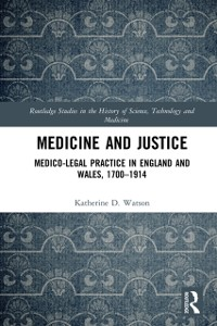 Cover Medicine and Justice