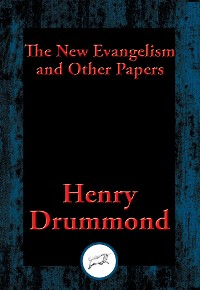 Cover The New Evangelism and Other Papers