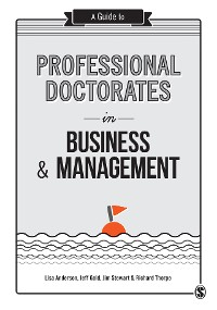 Cover A Guide to Professional Doctorates in Business and Management