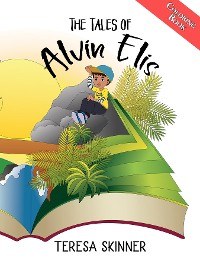 Cover The Tales of Alvin Elis - Coloring Book