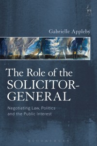 Cover Role of the Solicitor-General