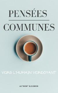 Cover Pensées Communes