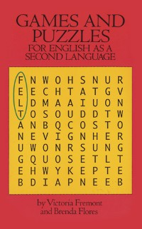 Cover Games and Puzzles for English as a Second Language