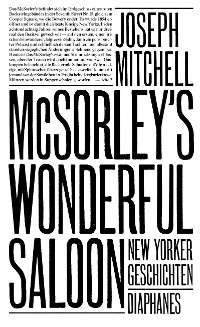 Cover McSorley's Wonderful Saloon