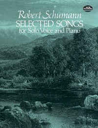 Cover Selected Songs for Solo Voice and Piano