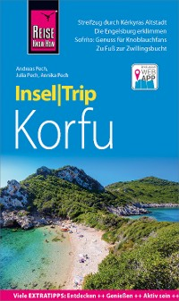 Cover Reise Know-How InselTrip Korfu
