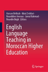 Cover English Language Teaching in Moroccan Higher Education