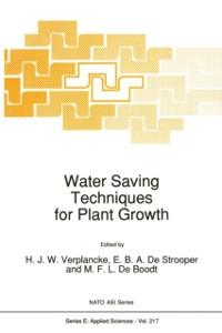 Cover Water Saving Techniques for Plant Growth