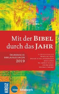 Cover Mit der Bibel durch das Jahr 2019