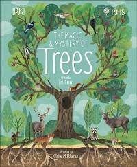 Cover RHS The Magic and Mystery of Trees