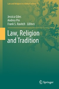 Cover Law, Religion and Tradition
