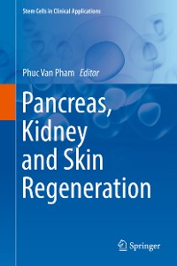 Cover Pancreas, Kidney and Skin Regeneration