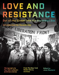 Cover Love and Resistance: Out of the Closet into the Stonewall Era