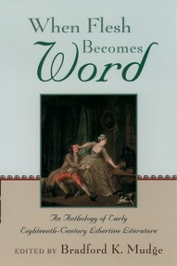 Cover When Flesh Becomes Word