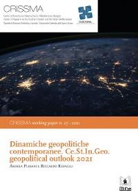 Cover Dinamiche geopolitiche contemporanee