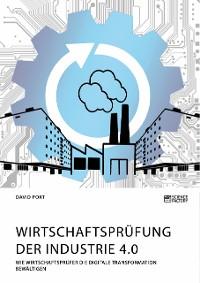 Cover Wirtschaftsprüfung der Industrie 4.0