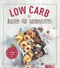 Cover Low Carb Backen für Weihnachten