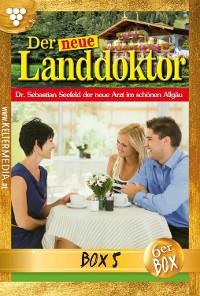 Cover Der neue Landdoktor Jubiläumsbox 5 - Arztroman