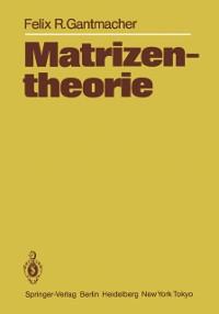 Cover Matrizentheorie