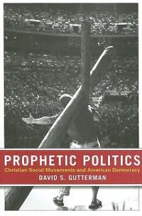 Cover Prophetic Politics