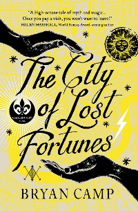 Cover The City of Lost Fortunes