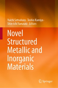 Cover Novel Structured Metallic and Inorganic Materials