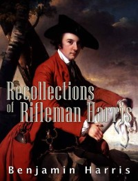 Cover Recollections of Rifleman Harris