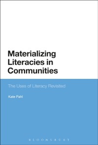 Cover Materializing Literacies in Communities