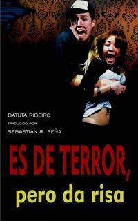 Cover Es De Terror, Pero Da Risa