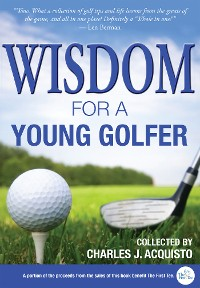 Cover Wisdom for a Young Golfer